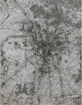 Extensão da Grande Santiago, em 1965.