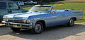 1965 Chevrolet Impala SS Convertible front.jpg