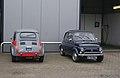 1968 Lombardi My Car 595 & 1972 Fiat 500 L (13967207958).jpg