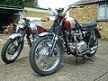 1969 T120R Triumph Bonnevilles.jpg