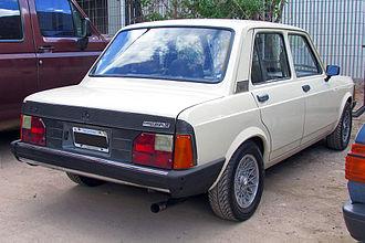 Sevel Argentina - 1988 Fiat Super Europa (Fiat 128-basis)