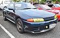 1990 Nissan skyline GTR (22324319808).jpg