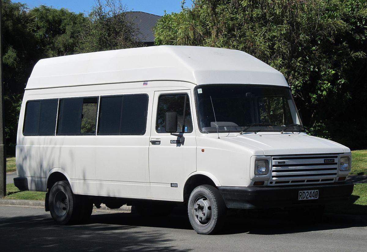 Ford Transit 350 >> DAF 400 – Wikipedia, wolna encyklopedia