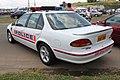 1998 Ford Falcon (EL) XR8 sedan, NSW Police Service (23159635173).jpg