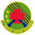 1 Medical Support Sq emblem.png