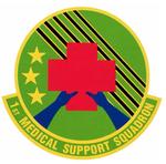1 Medical Support Sq emblem.png
