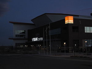 1stBank Center - Image: 1st Bank Center