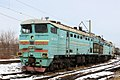 2ТЭ10М-1255, Kazakhstan, Karaganda region, Karaganda depot (Trainpix 146453).jpg