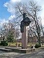 2. Краковець .Пам'ятник Шухевичу Р. (Т.Чупринці), головнокомандувачу УПА, генералу.jpg