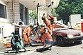 2000년대 초반 서울소방 소방공무원(소방관) 활동 사진 주택가 침입.JPG