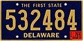 2001 Delaware license plate 532484.jpg