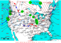 2006-03-05 Surface Weather Map NOAA.png