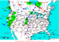 2007-04-22 Surface Weather Map NOAA.png