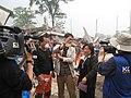 2008년 중앙119구조단 중국 쓰촨성 대지진 국제 출동(四川省 大地震, 사천성 대지진) IMG 5944.JPG