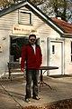 2008-11-22 Nate Dizo at the Brew Master Store.jpg