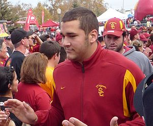 Matt Kalil - Kalil during the 2008 season.