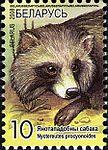 2008. Stamp of Belarus 10-2008-06-10-enot.jpg