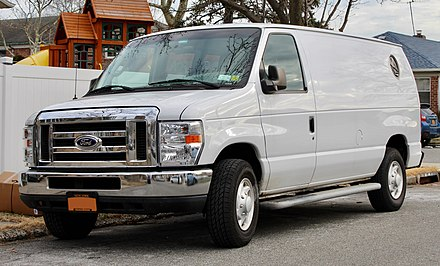 Ford E-Series - Wikiwand