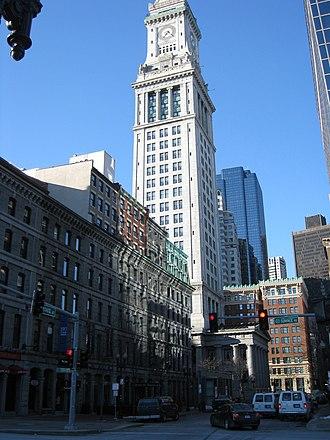 State Street Block (Boston) - Image: 2008 State Street Block Boston 2214858271