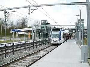Palenstein RandstadRail station