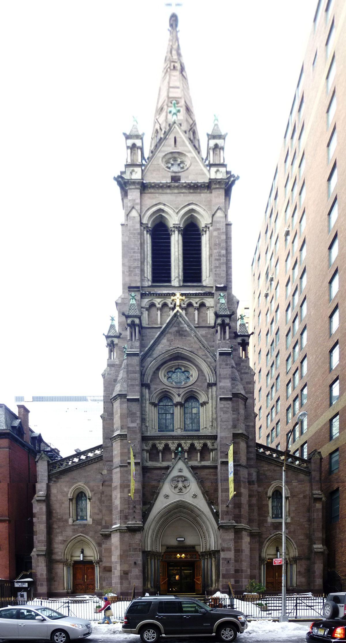 St. John the Baptist C...
