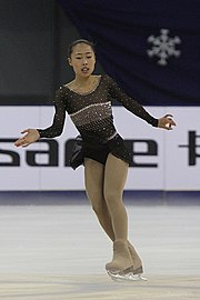 2011 Cup of China Zhang Kexin 2.jpg