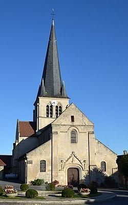 2012--DSC 0476 Eglise St Rémy de Berneuil sur Aisne.JPG