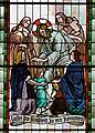 20120610135DR Kleinbautzen (Malschwitz) Kirche Bleiglasfenster.jpg
