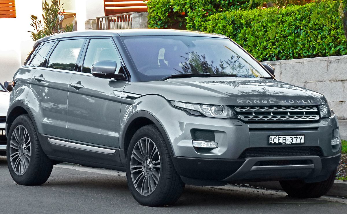 range rover evoque wikipedia. Black Bedroom Furniture Sets. Home Design Ideas