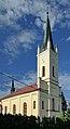 2013 Dziećmorowice, Kościół św. Marii Magdaleny 03.jpg