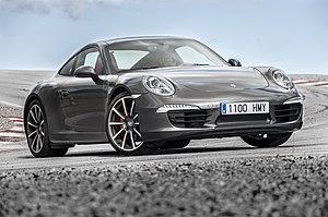 Porsche 991 - Image: 2013 Porsche 911 Carrera 4S (991) (9626546987)