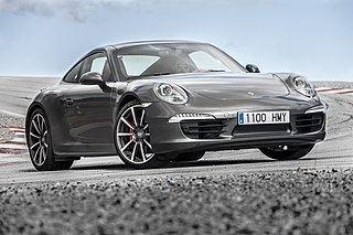 Porsche 991 Motor vehicle