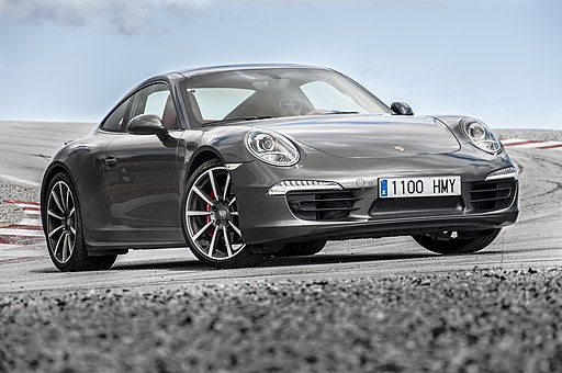 2013 Porsche 911 Carrera 4S (991) (9626546987)