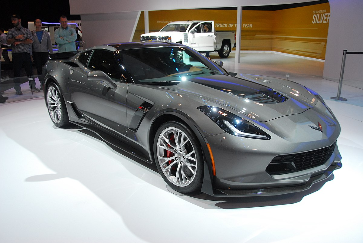 chevrolet corvette c7 wikipedia. Black Bedroom Furniture Sets. Home Design Ideas
