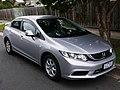 2014 Honda Civic (FB2 MY14) VTi sedan (2015-05-29) 01.jpg