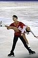 2014 ISU Junior Grand Prix Final Lina Fedorova Maxim Miroshkin IMG 3051.JPG