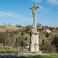 2014 Krzyż przydrożny w Zieleńcu.jpg