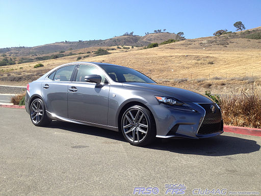 2014 Lexus IS250 F Sport Package 01