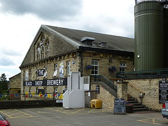 Masham - Black Sheep Brewery