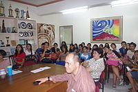2014 Waray Wikipedia Edit-a-thon 02.JPG