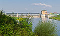 2014 Zapora na Jeziorze Paczkowskim, w Kozielnie 02.jpg