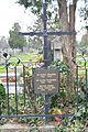 2016-03-24 GuentherZ Wien11 Zentralfriedhof (18) Ruhestaette der Klarissen von der ewigen Anbetung.JPG