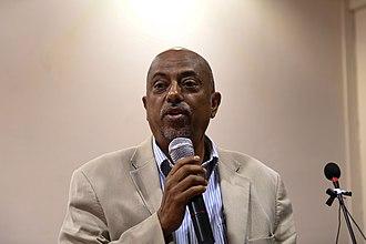 Mayor of Mogadishu - Iman Nur Ikar