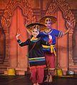 2016 Phnom Penh, Tradycyjny Kambodżański Pokaz Tańca (185).jpg