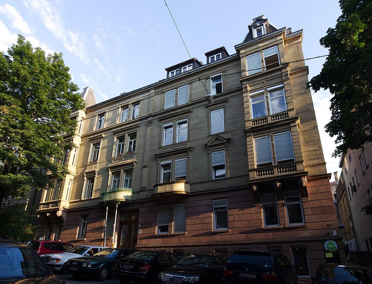 Weißenburgstraße