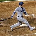20170718 Dodgers-WhiteSox Yasmani Grandal swinging.jpg