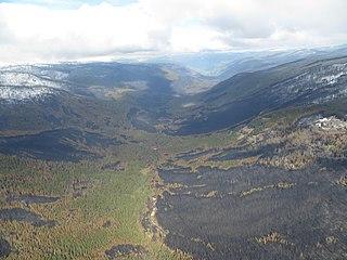Ashnola River river in Canada