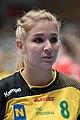 20180331 OEHB Cup Final Stockerau vs St. Pölten Lisa Hruza 850 5638.jpg