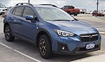2018 Subaru XV (G5X) 2.0i wagon (2018-08-27) 01.jpg