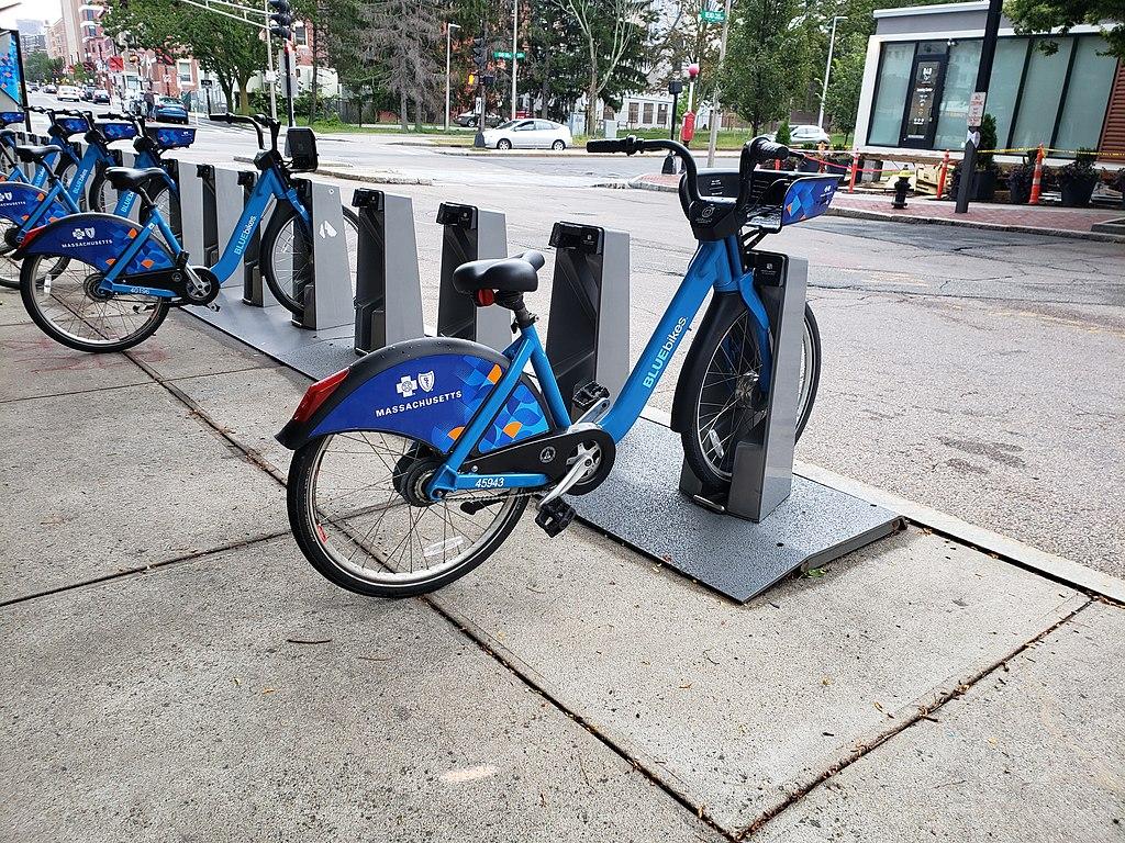 2019 Bluebike